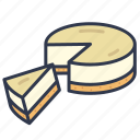 cake, cheese, cheesecake, dessert, sweet