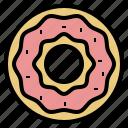 bread, dessert, donut, recipe