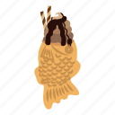 chocolate, dessert, fish, food, icecream, japan, taiyaki icon