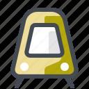 navigation, railway, path, tram, transport, urban, destination