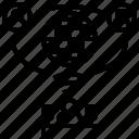 boardcast, journalist, news, publication, reporter icon