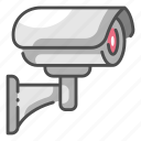 camera, cctv, detective, security, surveillance, system, video icon