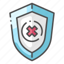 detective, protect, protection, safe, security, shield icon