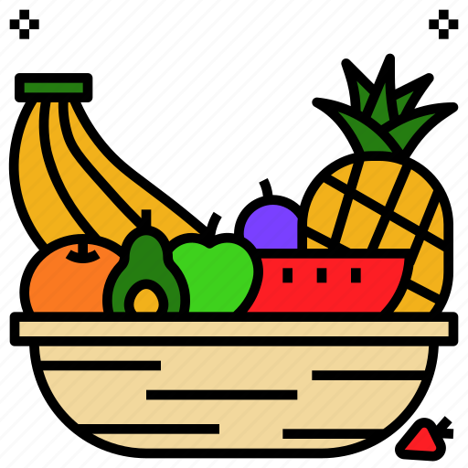 Diet, fruit, natural, nature, organic icon - Download on Iconfinder