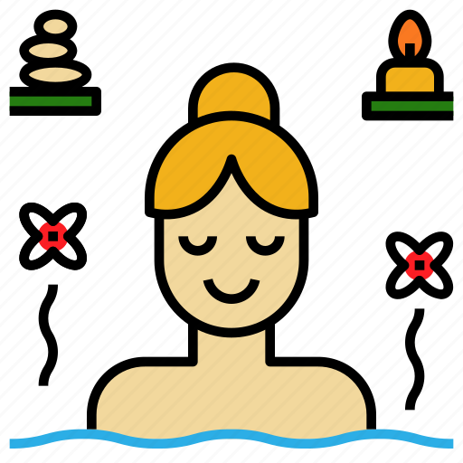 Detox, healthy, relax, spa, therapy icon - Download on Iconfinder