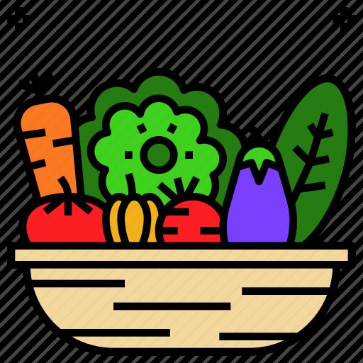 natural, organic, plant, vegetable, veggie icon