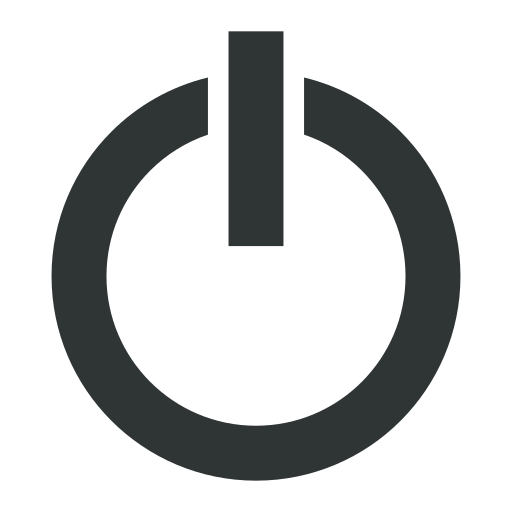 energy, off, power, reboot, restart, switch icon
