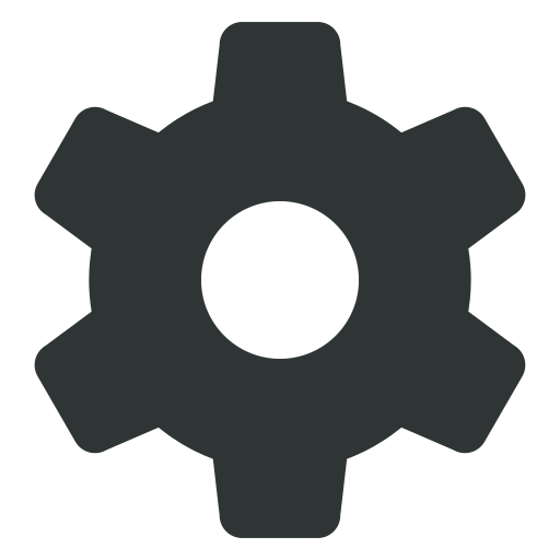 cog, cogwheel, configuration, options, parameters, properties, settings icon
