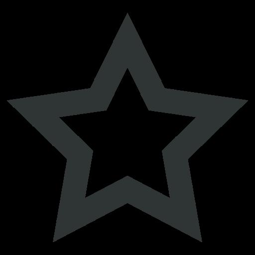 favorite, love, marker, pin, star icon