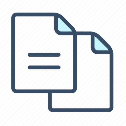 copy, developer, duplicate, files, papers icon