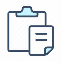 clipboard, clone, developer, paste, pasteboard icon