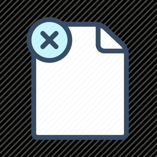 delate file, delete data, delete document, delete sheet, developer, remove file icon