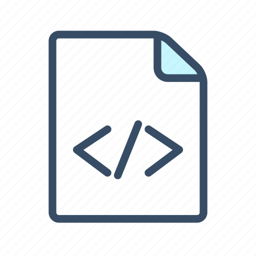 data document, developer, html, html document, html format icon