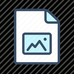 developer, picture, picture document, picture format icon
