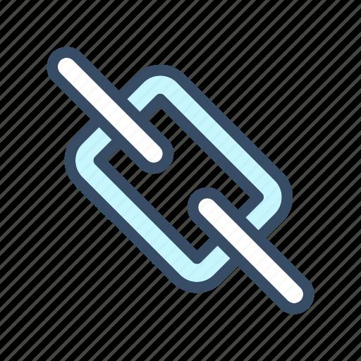 chain, developer, hyperlink, link icon