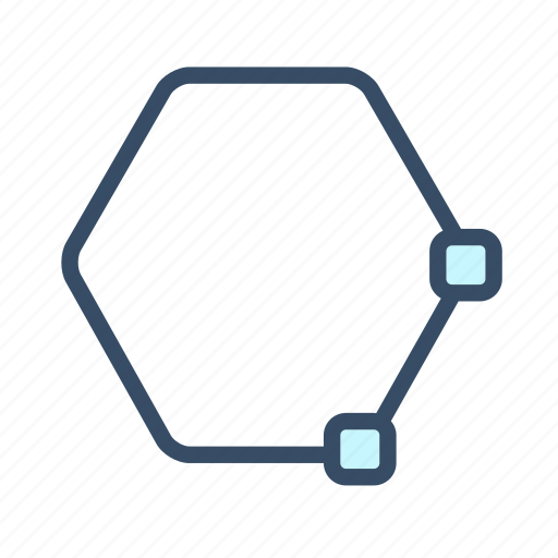 create polygon, developer, polygon, shape, tool icon