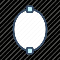 circle, create circle, developer, shape, tool icon