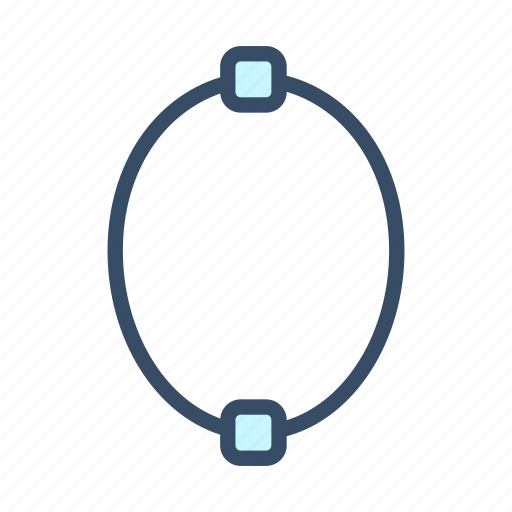 circle, create circle, developer, shape, tool icon