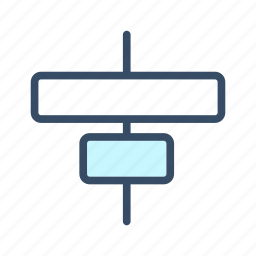 align to center, center, center align, developer icon