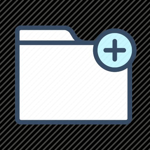 add folder, developer, new folder icon
