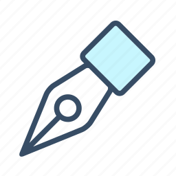 developer, ink, ink pen, pen, pen tool, write icon