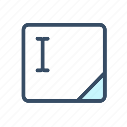 area, developer, form element, input, input text, text area icon
