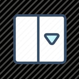combo box, developer, list, menu icon