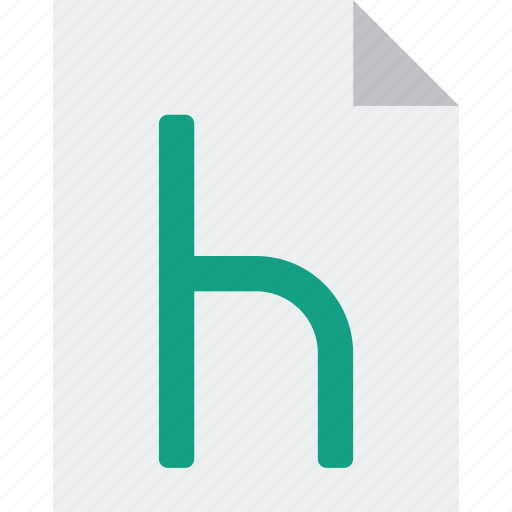 code, coding, development, file, html, programming icon