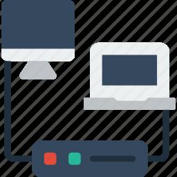 code, coding, development, network, programming, transfer icon