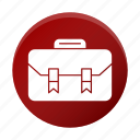 bag, business, case, development, startup icon