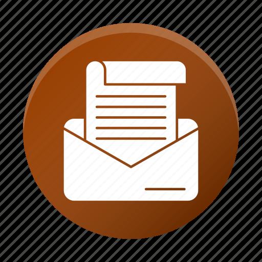 correspondence, development, startup icon