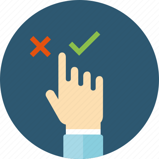 answer, appropriate, assumption, attempt, challenge, choice, cons, decision, evidence, exams, form, inactivate, inappropriate, interview, make decision, opinion, pros, questionnaire, recommendation, resolution, revise, revision, rules, take test, test, vote, voting icon
