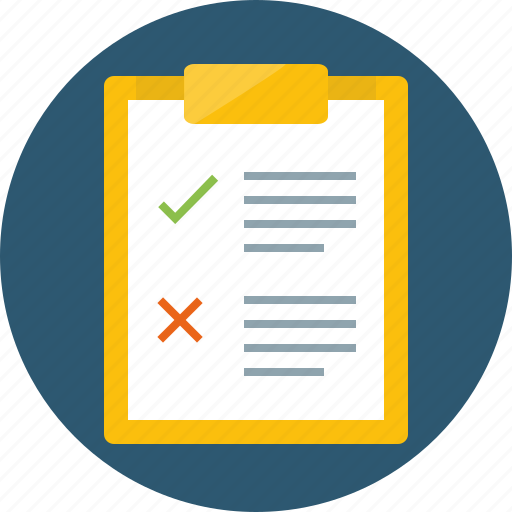 advantages, appropriate, assumption, choice, cons, correct, decision, evidence, expertise, inappropriate, include, inclusive, minus, pros, recommendation, resolution, revise, revision, rules, solve, summary, useability icon
