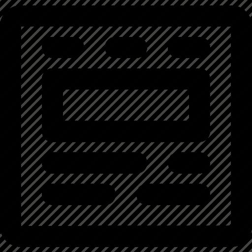 Code, coding, development, grid, programming, web icon - Download on Iconfinder