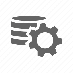 server, settings icon