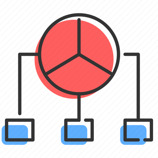 Business, distribute, relationship, share, structrucre icon - Download on Iconfinder