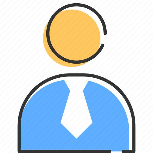 Business, businessman, human, user, work icon - Download on Iconfinder