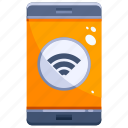 device, hardware, mobile, phone, smartphone, technology icon