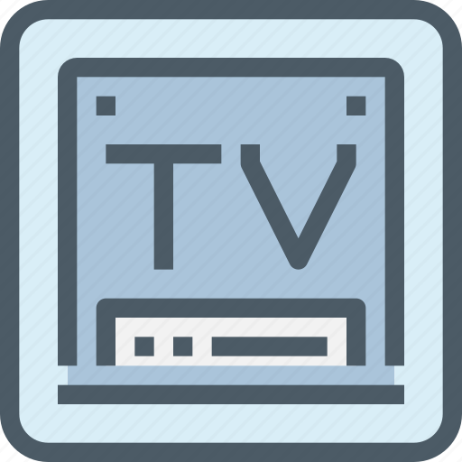 device, gadget, smart, technology, tv icon