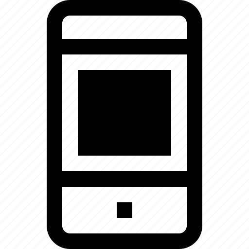 device, equipment, office, smartphone, technology icon