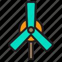 carbine, computer, device, hardware, pc, wind icon