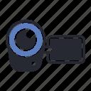 cam, camcorder, handycam icon