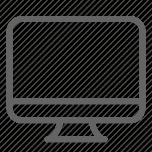 computer, imac, pc icon