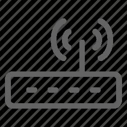router, wifi, wireless icon