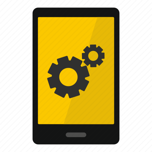 access, attention, cell, new, phone, release, working phone icon