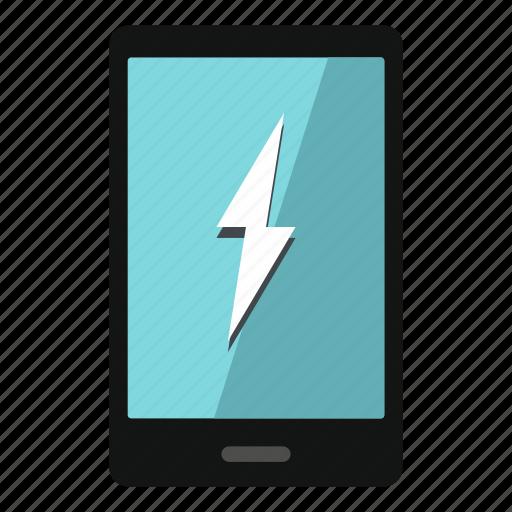 access, alert, attention, block, break, phone, warning phone icon