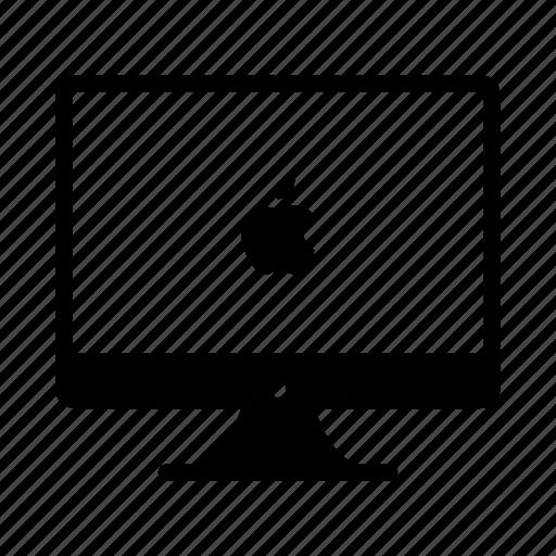 apple, device, imac, mac, monitor icon