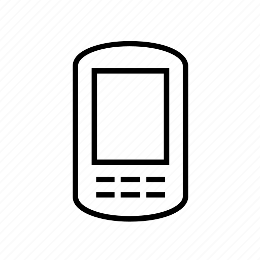 cell phone, device, mobile phone, mobilephone, mobilephone01, outline, smartphone icon