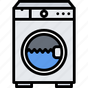 appliance, device, electronics, gadget, machine, washer, washing