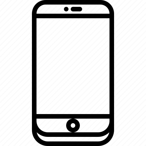 appliance, device, electronics, gadget, phone, smartphone icon